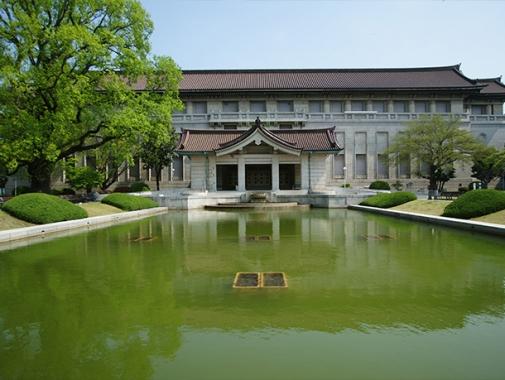 東京国立博物館本館