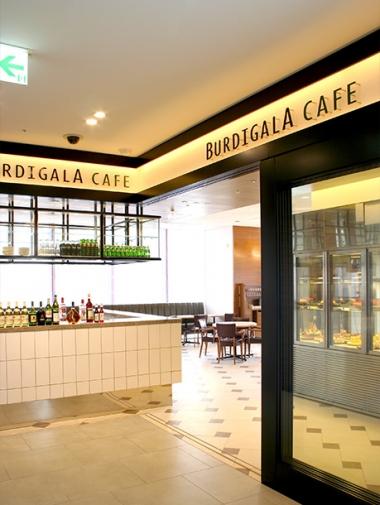 ブルディガラカフェ
