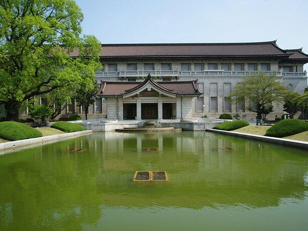 国立博物館外観