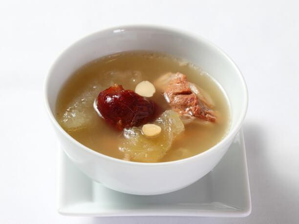 二十四節気の薬膳スープ