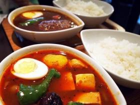スープカレー屋 鴻(オオドリー)のスープカレー