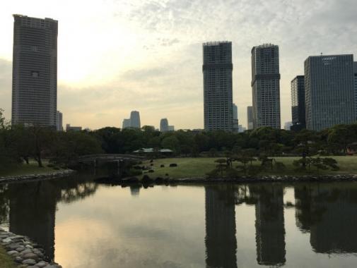 東京のウォーターフロント