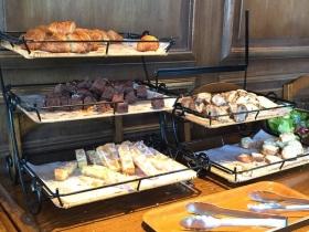 フランス産の小麦を使ったパンたち