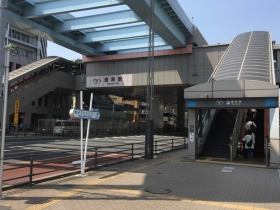 アクセスに優れた豊洲駅