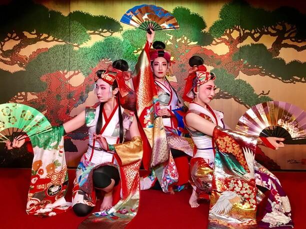 大江戸宴舞劇
