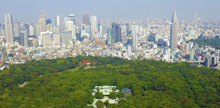 東京のパワースポット特集