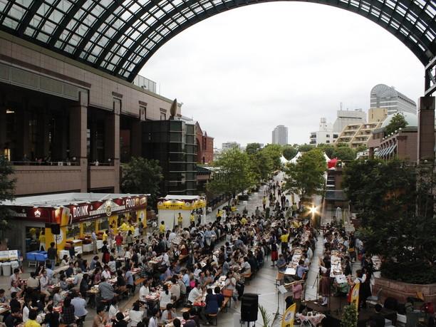 秋の人気イベント・恵比寿麦酒祭り