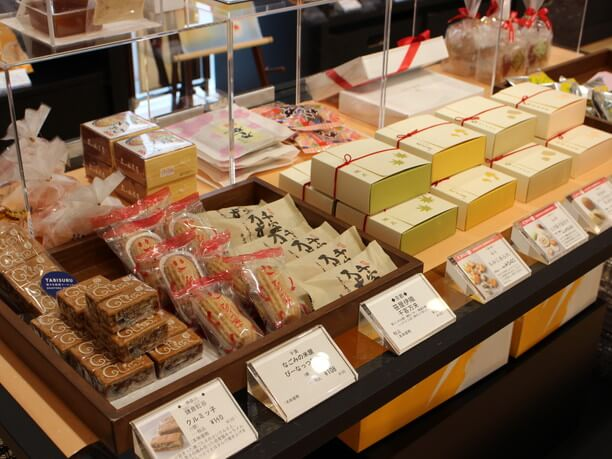 様々な銘菓