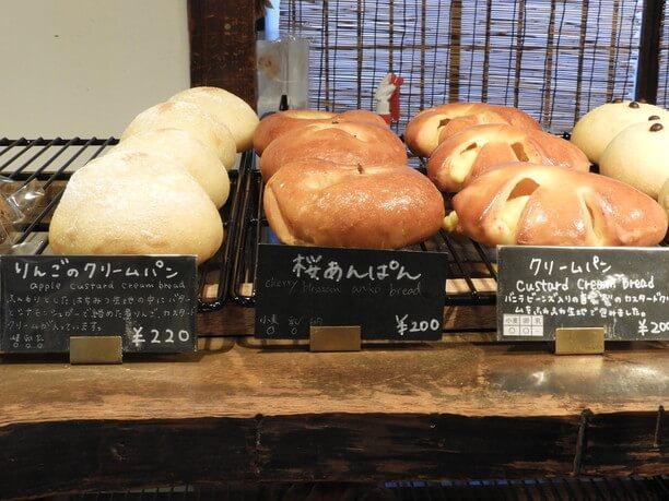 定番の菓子パン