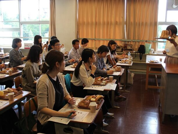 パン大学の講座