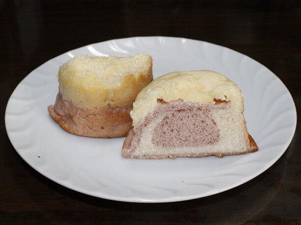 富士三色パン