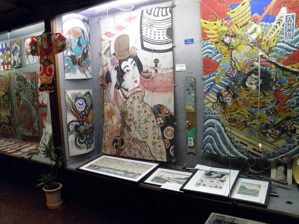 「凧の博物館」